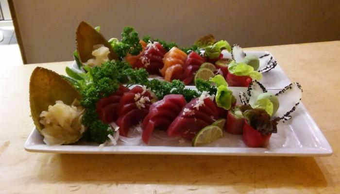 Unser Sushi